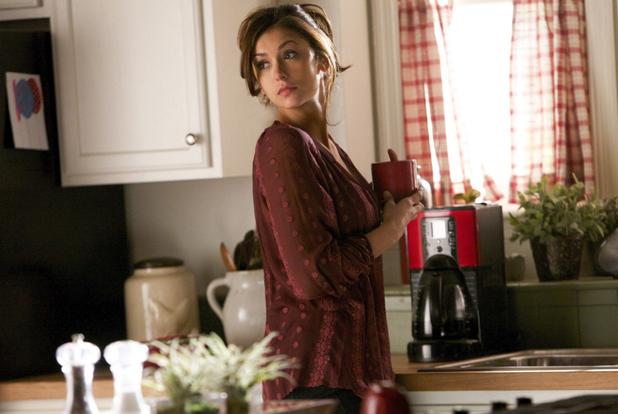 Nina Dobrev as Elena in The Vampire Diaries S05E18: 'Resident Evil'