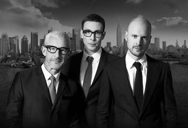 Above & Beyond in New York City, 2014