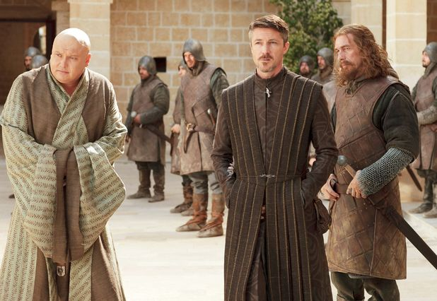 Aidan Gillen as Littlefinger in Game of Thrones