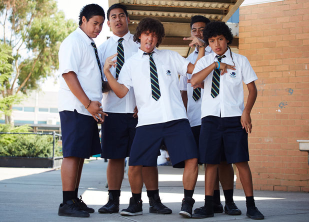 Chris Lilley's Jonah from Tonga