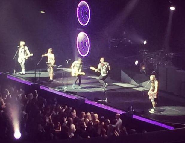 McBusted perform at the SSE Hydro, Glasgow