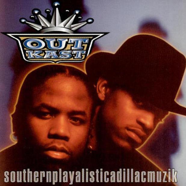 Outkast – 'Southernplayalisticadillacmuzik'