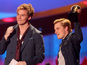 Hunger Games sweeps MTV Movie Awards