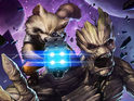 Marvel Comics unveils the Guardians of the Galaxy spinoff.