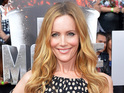 Leslie Mann arrives for the MTV Movie Awards 2014