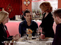 Kal faces an awkward meal with Leanne and Nick in tonight's episode.