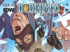IDW unveils comedy series Doberman