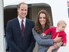 Prince William and Kate warn paparazzi to stop 'harassing' Prince George