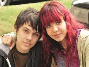 Ellar Coltrane, Lorelei Linklater in Richard Linklater's Boyhood