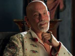 John Malkovich is Blackbeard in NBC's Crossbones