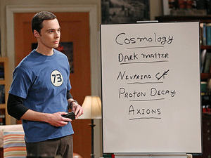 Jim Parsons as Sheldon in The Big Bang Theory: 'The Anything Can Happen Recurrence'