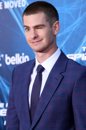 'The Amazing Spider-Man 2' premiere at the Ziegfeld Theater on April 24, 2014 in New York City Andrew Garfield