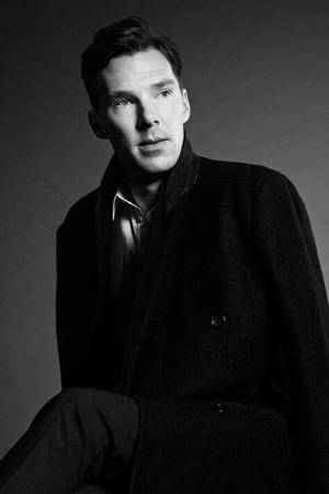 Benedict Cumberbatch in TIME magazine