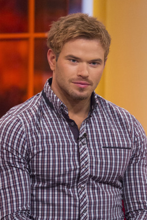 Kellan Lutz on Daybreak