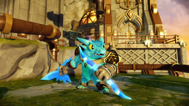 Snap shot in Skylanders: Trap Team