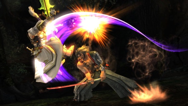 SoulCalibur: Lost Swords is out now on PSN