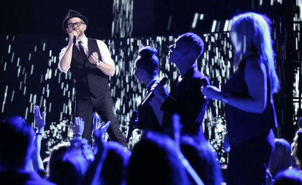 The Voice: Josh Kaufman