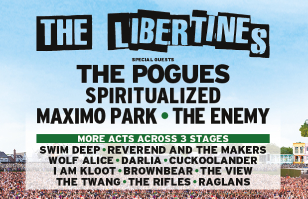 The Libertines - Hyde Park