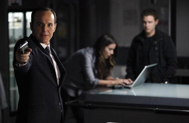 Marvel's Agents of Shield S01E17: 'Turn, Turn, Turn'