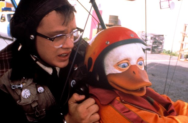 Tim Robbins in Howard The Duck (A New Breed of Hero)