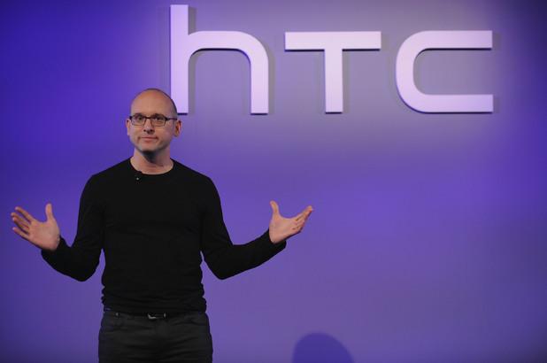 HTC's head of design Scott Croyle