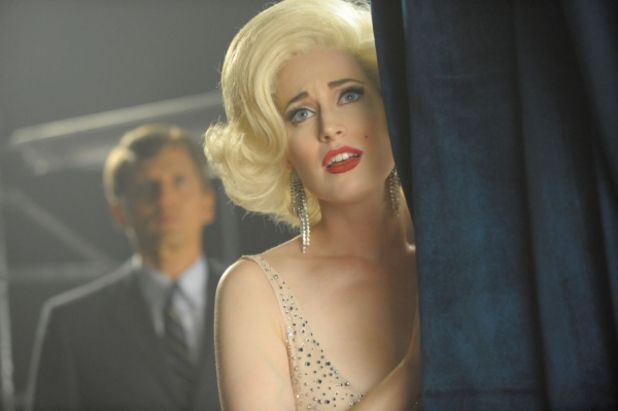 Charlotte Sullivan, The Kennedys Marilyn Monroe