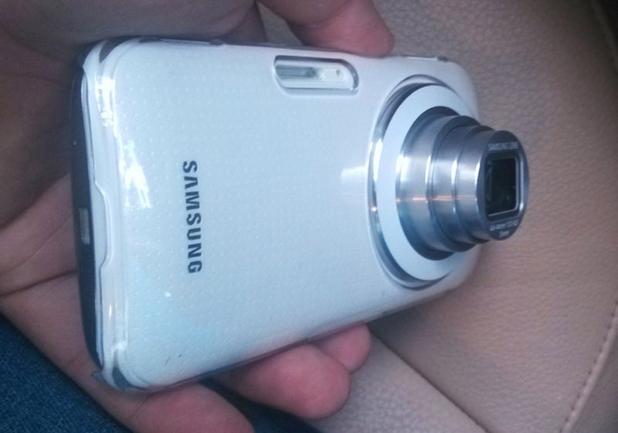 Samsung's Galaxy K smartphone