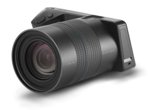 Lytro's Illum light field camera