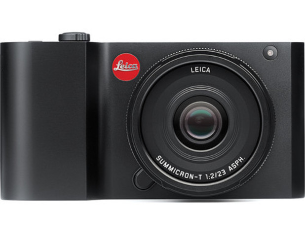 The Leica T interchangeable lens camera
