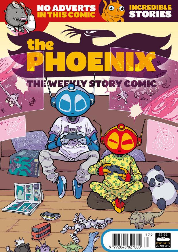The Phoenix #121