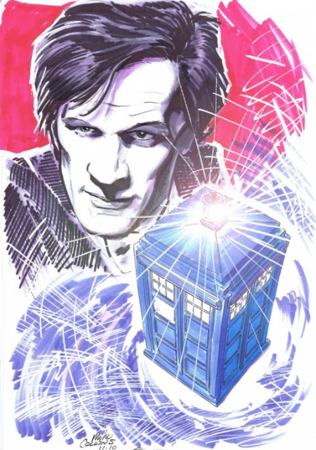 Lakes Festival Celebrates 50 years of Doctor Who in Comics