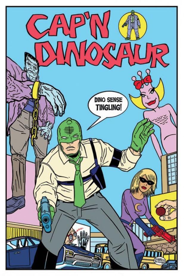 Cap'N Dinosaur