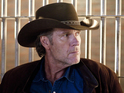 Robert Taylor as Sheriff Walt Longmire in Longmire