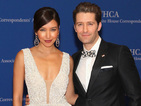 Glee's Matthew Morrison marries fiancée in Hawaii