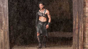 Pompeii's Kit Harington: 'I was tongue tied meeting Jon Snow'