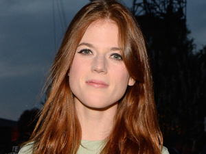 Rose Leslie at the Battersea Power Station Annual Party