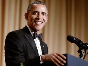 100th Annual White House Correspondents' Association Dinner: Barack Obama