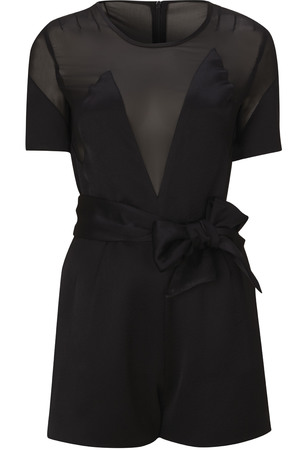 Topshop, collection Kate Moss 2014 play-suit