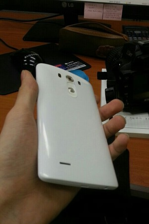 Leaked photo of LG's next flagship