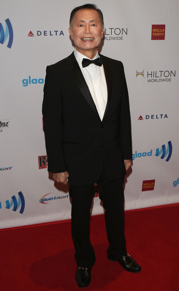 GLAAD awards 2014
