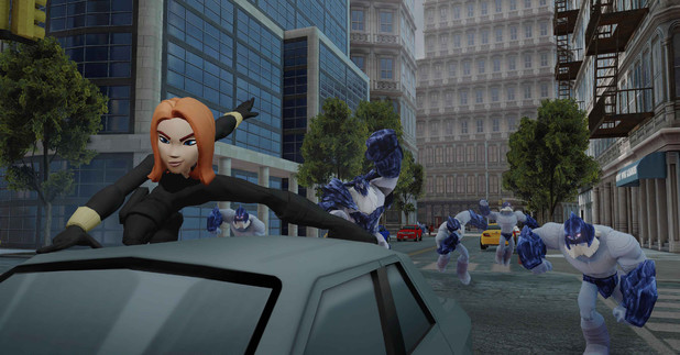 Disney Infinity 2.0: Marvel Super Heroes - Black Widow