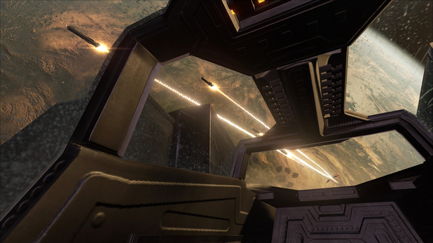 EVE Valkyrie screenshot