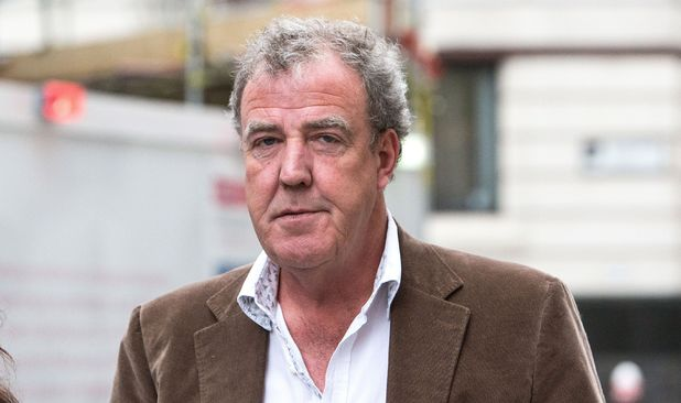 Jeremy Clarkson on Top Gear axe rumours: Sorry, Im still.