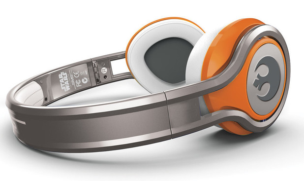 Star Wars STREET by 50 On-Ear Wired Headphones: Rebel Alliance