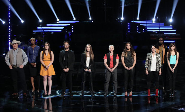The Voice: Top 10