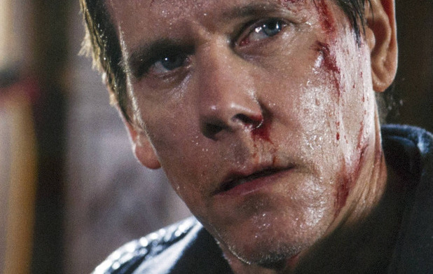 Kevin Bacon in The Following S02E15: 'Forgive'