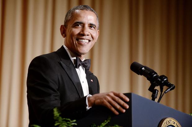 White House Dinner 2014