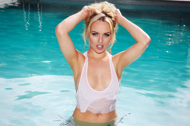 Jorgie Porter in FHM