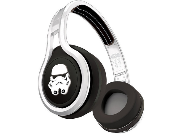 Star Wars STREET by 50 On-Ear Wired Headphones: Stormtrooper
