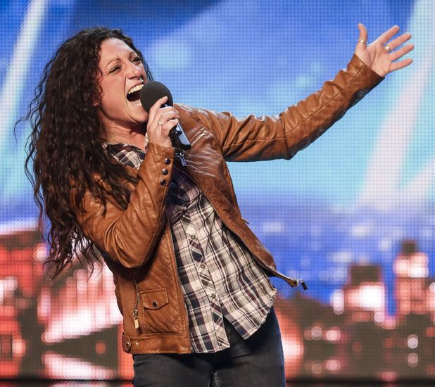 Britain's Got Talent; Eva Iglesias